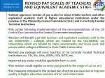 Th Pay Commission Bonanza Teachers Universities