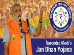 Deposits Jan Dhan Accounts Cross Rs 80 000 Crore