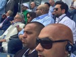 Icc World Cup 2019 Vijay Mallya Spotted At India Vs Australia Game In London