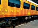 Railways 1st Private Train Tejas Posts Rs 70 Lakh Profit In First Month Of Operation