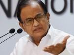 God Save India S Economy Chidambaram On Bjp Mp S Gdp Remark