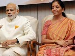 Must Be Asked To Quit If Modi Unhappy With Her Chavan Says Fm Not Invited For Pre Budget Meets