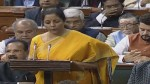 Budget 2020 Fm Gives Very Big Focus On Agriculture Allocates Rs 2 83 Lakh