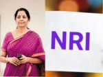 Nris Will Pay Tax Only On India Income Nirmala Sitharaman
