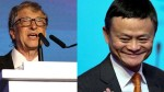 Jack Ma Donate While Indian Rich Clap Balconies