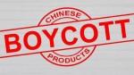 Boycott China Products Startups China Funds May Dry Up