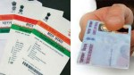 Government Extends Last Date For Aadhaar Pan Linking To March 31