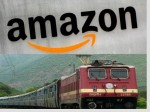 Amazon Launches Train Ticket Booking Service In Partnership With Irctc