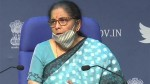 Open To Further Stimulus Assessing Impact Of The Covid 19 On Fy21 Sitharaman