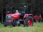 Autooctober 2020 Mahindra S Farm Equipment Sector Sells 45 588 Units