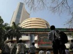 Sensex Jumps 450 Points Nifty Above 11800 Banks Lead Icici Bank Top Gainer