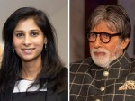 Imf S Chief Economist Shares Video Of Amitabh Bachchan Praising Her During Kbc
