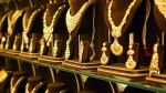 Gold Prices Today Dip Down Rs 7 500 From Record Highs Silver Edges Up