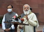 Pm Modi Says 2020 Economic Packages Were 4 To 5 Mini Budgets