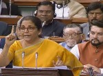 Budget 2021 Live Updates In Telugu Nirmala Sitharaman Presents Budget