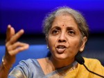 Govt To Work With Rbi For Execution Of Bank Privatisation Plan Fm Sitharaman