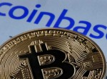 Crypto Exchange Coinbase Shares Fall To Close Below Opening Price