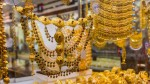 Gold Price Gains By Rs 587 Silver Jumps By Rs