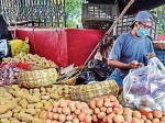 Indias Retail Inflation Likely To Hit 4 Month High In March