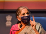 Exempting Covid Vaccine From Gst Would Be Counterproductive Fm Sitharaman To Mamata