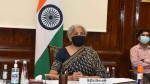 th Gst Council Meeting Finance Minister Nirmala Sitharaman Chairs Via Video Conferencing