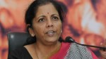 Fm Sitharaman Press Conference Rs 23 000 Crore Support For Public Health