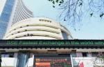 Sensex End Flat Erases Morning Gains Amid Volatility