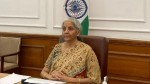 Fm Nirmala Sitharaman Participates Virtually On The Ongoing G20 Finance Ministers Meeting