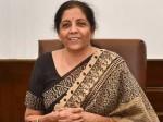Nirmala Sitharaman Launches Ubharte Sitaare Fund