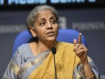 Didnt Take A Single Extra Paisa From Anyone Says Fm Sitharaman