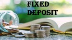Fixed Deposit Interest Rates Of Top 10 Banks