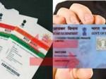 To Avoid Troubles Link Aadhaar Pan Before September