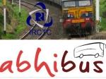 అభిబస్ టిక్కెట్ బుకింగ్: మరింత సులభంగా IRCTCలోను టిక్కెట్ బుకింగ్