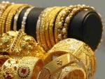శుభవార్త, భారీగా తగ్గిన బంగారం ధర, రూ.45,000 దిగువకు..! వెండి రూ.1500 డౌన్