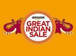 Amazon Great Indian Festival Sale: అక్టోబర్ 4 నుండి ఆఫర్స్, డిస్కౌంట్స్