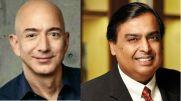 Forbes List: జెఫ్ బెజోస్, ముఖేష్ అంబానీయో టాప్!