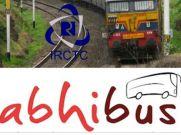 మరింత సులభంగా IRCTCలోను బస్ టిక్కెట్ బుకింగ్