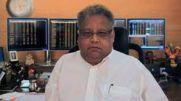 'ఆకాశ'తో కొత్త రంగంలోకి ఇన్వెస్టర్ రాకేష్ ఝున్ఝున్వాలా