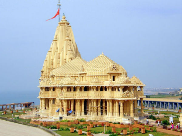 Image result for సోమనాథ్ దేవాలయం: