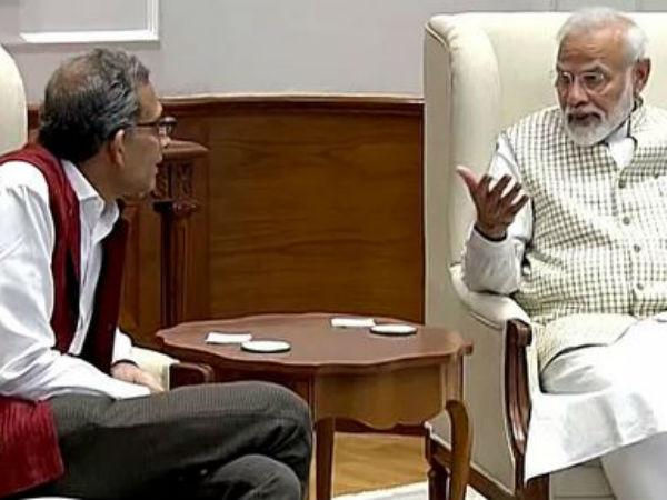 మీరు జాగ్రత్త.. మోడీ టీవీ చూస్తున్నారు: 'మోడీ వ్యతిరేకి'పై అభిజిత్ బెనర్జీ