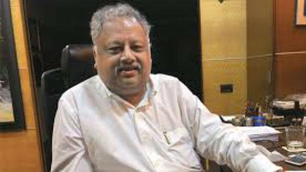 బంగారం ఎఫెక్ట్: రాకేష్ ఝున్ఝున్వాలాకు రూ.1,500 కోట్ల ఆదాయం