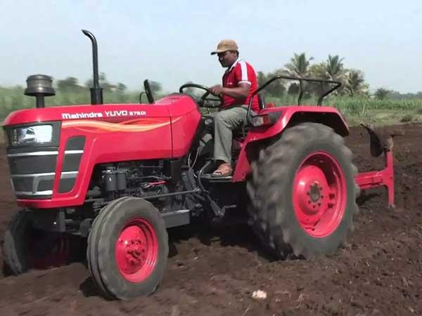ట్రాక్టర్ సేల్స్లో మహీంద్రా సరికొత్త రికార్డ్, సోనాలికా 72% జూమ్