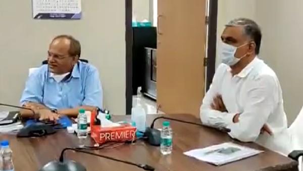 44th GST Council meeting: అప్పులకు అనుమతి ఇవ్వండి:హరీష్ రావు