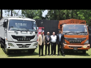 New Government Spur Demand Trucks Eicher