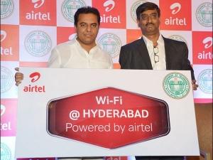 Hyderabad Gets 17 Free Wi Fi Hotspots