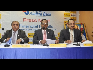Andhra Bank Q4 Profit Up 110 On Strong Nii Other Income