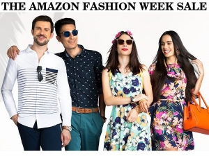 The Amazon Fashion Week Sale Get 80 Discount More Only Ti