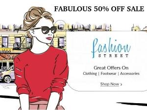 The Fabulous 50 Off Sale Is Back Shop From Flipkart Paytm