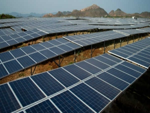 World S Largest Single Location 1 Gw Solar Park Ap Be Fully