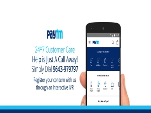 Paytm App Now Has Customer Care Number Quick Complaints Redressal